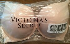 Victorias Secret PINK Wear Everywhere Push Up Bra 36C Buff / Nude  NEW