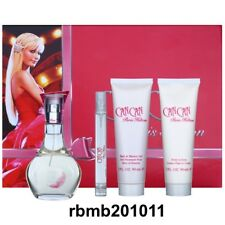 Paris Hilton Can Can for Women - 4 Pc Gift Set