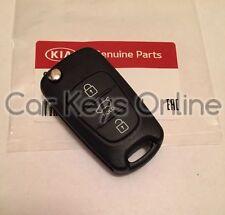 ORIGINALE Kia Soul Flip Remoto Chiave (2008 - 2011) 95430-2K201 - Cut per la tua auto