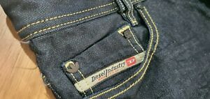 RARE Diesel x Adidas Jeans MADE IN ITALY pant Size 31W 32L Reg fit denim NEW☆TOP