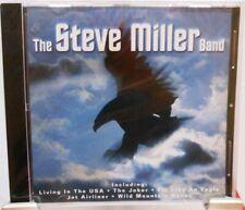 The Steve Miller Band + CD Living In The USA + Tolles Album mit 12 starken Songs
