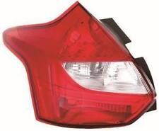 Ford Focus Rear Light Unit Passenger's Side Rear Lamp Unit 2011-2014