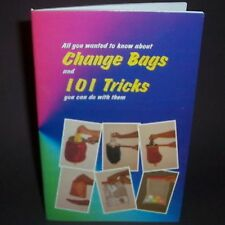 All you want to know about Change Bags - 101 Tricks you can do with them!