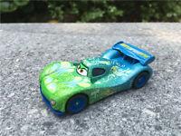 Mattel Disney Pixar Cars 2 Carla Veloso Metal Diecast Toy Car New Loose