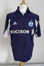 Camisetas de fútbol azul adidas talla M