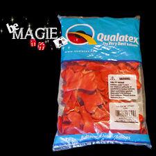 100 Ballons Qualatex COEUR - ROUGE - Sculpture - Magie