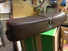 vespa duel seat