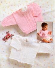 Girls 3 Ply Unbranded Crocheting & Knitting Patterns