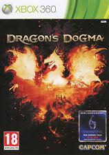 Dragon's Dogma Xbox 360 Sigillato 1a Stampa Edizione Italiana