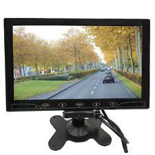 HD 10.1'' Ultra Thin 1024x600 TFT LCD Color Audio HDMI VGA Car Rear View Monitor