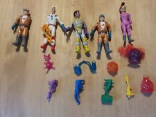 Vintage Ghostbusters Fright Features Action Figure