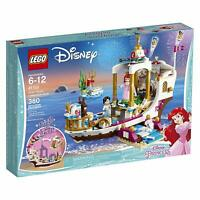 Lego Disney Princess 41153 ARIEL'S ROYALCELEBRATION BOAT NEW NISB