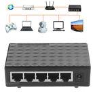 5port RJ-45 100 Mbps High Speed Ethernet Network Switch Auto-MDI/MDIX Hub Top 5V
