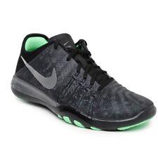 Women s Nike Free TR 6 MTLC UK 4.5 EUR 38 Dark Grey Metallic Silver c1d4b8fda