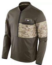 Nike Dallas Cowboys Salute to Service Sideline Hybrid Jacket -MENS SIZE XL $110
