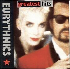 EURYTHMICS Greatest Hits CD BRAND NEW Annie Lennox Best Of