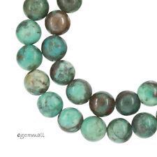 """15.5"""" Natural Azurite Round Beads 6.5mm #57018"""