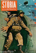 STORIA ILLUSTRATA=N°96 11/1965=L'ALBANIA=LA STORIA DEL DUELLO=LA DANCALIA=