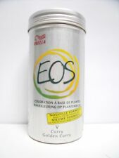 COLORATION VEGETALE EOS CURRY WELLA 120 GRS