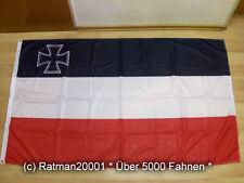 Banderas Deutsches Reich comercio bandera F. oficiales de la marina de impresión digital - 90 x150