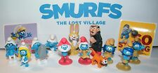 Smurfs and the Lost Village Movie Party Favors set of 14  Figures and Stickers