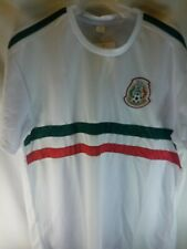 Replica Mexico White Away Soccer Jersey 2Xl Brand new Without Tags
