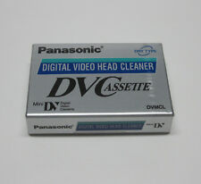 1 Panasonic DVX100BMBK Mini DV video head cleaner tape for AG HVX200 DVX100BE