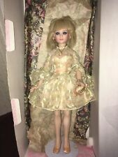 "Candy Spelling Claudia Fantasy Doll Gorgeous Detail 17"" Collector Doll"