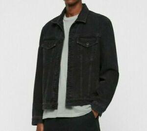 ALLSAINTS Mens Branscombe Denim Jacket All Sizes