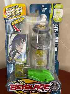Out of Production Hasbro Beyblade Metal Fusion BB-57 THERMAL PISCES T125ES