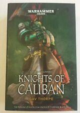 "Warhammer 40k Knights Of Caliban Omnibus 1st print ""Like New"""