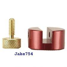 Hornady Lock-N-Load Bullet Comparator Anvil Base Kit # AB1 New