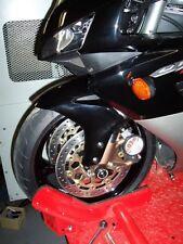 Honda CBR900 Fireblade 2001 R&G Racing Fork Protectors FP0006BK Black