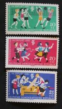 Timbre ALLEMAGNE RDA- Yvert Tellier n°543 à 545 n** MNH (Cyn30) Stamp GERMANY