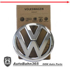 New Genuine VW Emblem Jetta-Sedan 2011-14 MK6 Volkswagen OEM Front Grille Badge