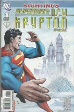 SUPERMAN New Krypton (2008) #1 Back Issue (S)
