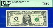 *2003 $1 FRN (( San Francisco STAR )) PCGS Superb-Gem 68PPQ # L00640155*
