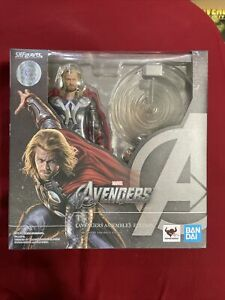 S.H.Figuarts Thor Avengers Assemble Edition Action Figure Bandai Tamashii