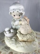 """New ListingPrecious Moments - """"Eggspecially for You"""" 520667 W/ Box"""