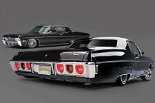 #1081 Impala Logo Lowrider Poster 24x36