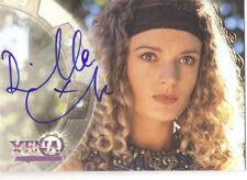 Xena Warrior Princess - Ephiny A10 Autograph Danielle Cormack Auto