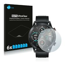 6x Film Protection pour Honor Watch Magic 2 (46 mm) Écran Protecteur Clair