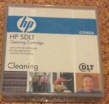 HP SDLT Cleaning cartridge C7982A