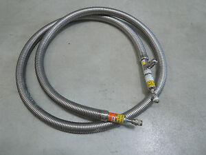 Technifab Vakuum isolierte Flex Schläuche Cryo Schlauch Flüssigstickstoff LN2