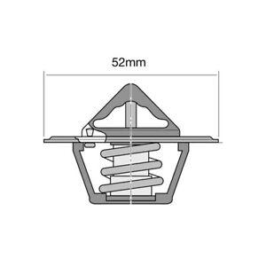 Tridon Thermostat Blister Pack (High Flow) TT2001-160 fits Holden 48/215 2.20...