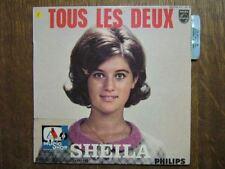 SHEILA EP FRANCE TOUS LES DEUX (AVEC LANGUETTE)