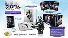 PS4 - Dissidia Final Fantasy NT - Ultimate Collector's Edition - (NEU & OVP)