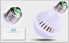 Bombilla Led E27 9w 12w con Sensor de Sonido luz Automático