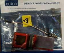 Ceton InfiniTV 4 Digital TV M-CARD CableCARD Tuner PCIe for Windows Media Center