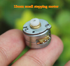 15mm Micro Stepper Motor Small Two Phase Four Wire Stepper Motor